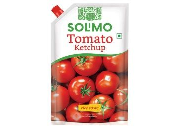Amazon Brand - Solimo Tomato Ketchup, 950 g at Rs. 80