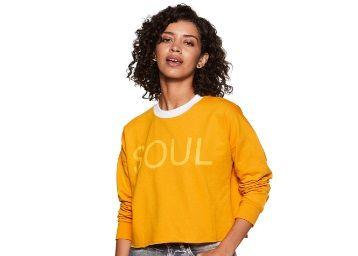 Flat 75% off on Amazon Brand - Inkast Denim Co. Women
