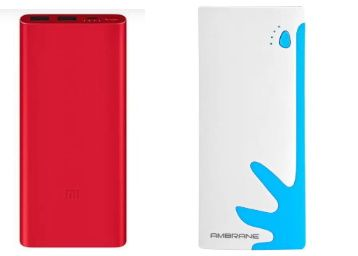 Ambrane & More Power Banks Starts From Rs.399 + 3% FKM Cashback