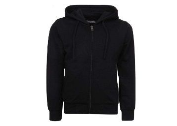 ADBUCKS Rich Cotton Full Sleeves Zipper Jacket with Hoodies for Boys at Rs. 405