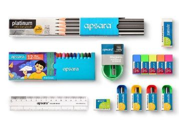 Apsara Scholars Kit at Rs. 94 + Free Shipping