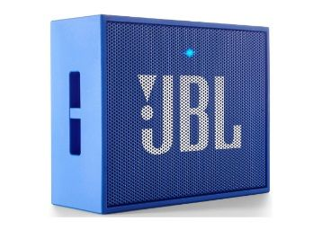 JBL GO Portable Wireless Bluetooth Speaker with Mic (Blue) at Rs. 1599