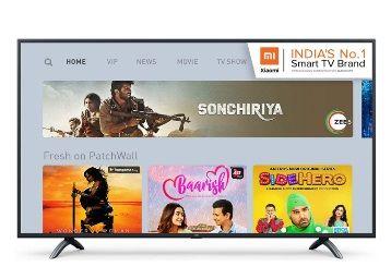 Mi LED TV 4C PRO 80 cm (32) HD Ready Android TV (Black) at Rs. 12499