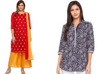 Flat 60% off on Shopperstop Ethnic Wear From Rs. 299