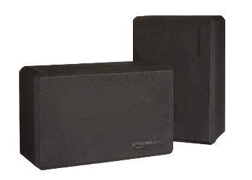 AmazonBasics Yoga Blocks, Set of 2 at Rs. 599