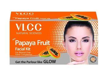 Apply 15% Coupon - VLCC Papaya Fruit Facial Kit, 60g at Rs. 131