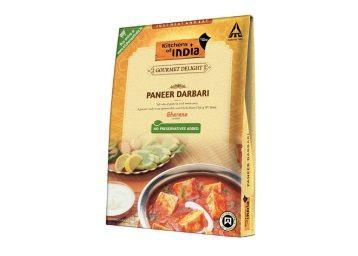 Kitchens of India Paneer Darbari, 285g at Rs. 120