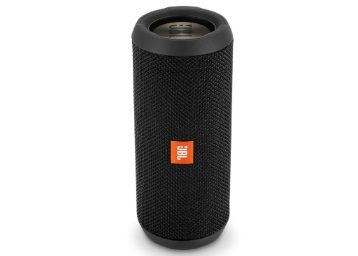 JBL Flip 3 Stealth Waterproof Portable Bluetooth Speaker with Rich Deep Bass (Black), Without Mic at Rs. 4399
