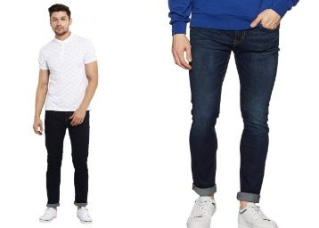 Minimum 70% off on Red Tape Jeans From Rs. 649