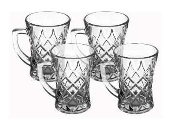 Flat 63% off on Iveo Planet Mug 4 Pcs Set at Rs. 183