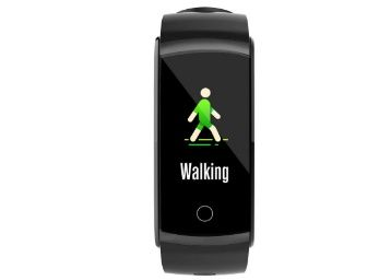 10.or Crafted for Amazon Move Fitness Band with Full Colour Screen at Rs. 799