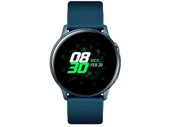 Samsung Galaxy Watch Active (Black), at Rs. 15990