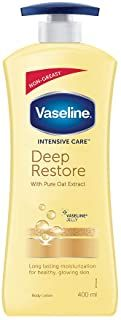 Vaseline Intensive Care Deep Restore Body Lotion, 400 ml at Just Rs. 172 !!