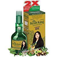 Kesh King Ayurvedic Anti Hairfall Hair Oil, 300ml at Just Rs. 272