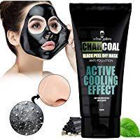 UrbanGabru CharCoal Peel Off Mask | Deep skin cleansing Mask 60gm at Rs. 189