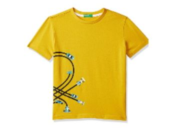 Flat 60% off on United Colors of Benetton Boy