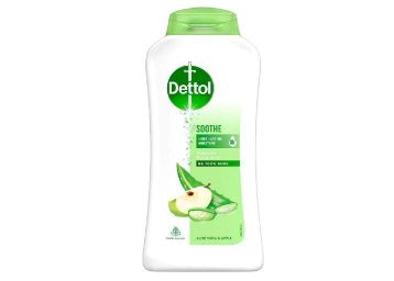 Apply Rs. 50 Coupon - Dettol Body Wash and shower Gel, Soothe - 250ml at Rs. 110