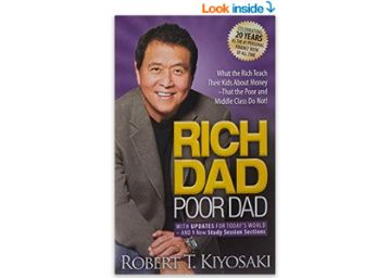 Rich Dad Poor Dad: What the Rich Teach Their Kids About Money That the Poor and Middle Class Do Not! at Rs. 288