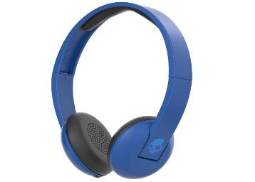Flat 58% off on Skullcandy Uproar Wireless On-Ear Headphones with Mic at Rs. 2299