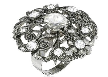 Flat 90% off on Zaveri Pearls Ring for Women at Rs. 92