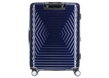 SAMSONITE Astra Polycarbonate 68 cms Navy Hardsided Check-in Luggage at Rs. 10140