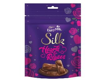 Cadbury Dairy Milk Silk Valentine'S Home Treats, 162 g at Rs. 176