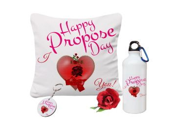 Sky Trends Valentine Combo Gift For Valentine Week at Rs. 699