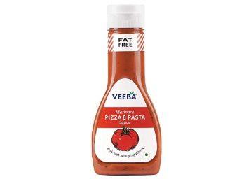 Flat 50% off on Veeba Marinara Pizza and Pasta Sauce, 310g at Rs. 65
