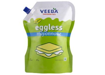 50% off - Veeba Eggless Mayonnaise Pouch, 875g at Rs. 85