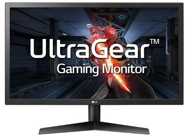 "Flat 46% off on LG Ultragear 24"" 144Hz, Native 1ms Full HD Gaming Monitor with Radeon Freesync at Rs. 12999"
