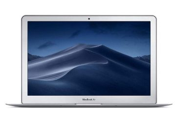 Apple MacBook Air (13-inch, Previous Model, 8GB RAM, 128GB Storage, 1.8GHz Intel Core i5) at Rs. 64990