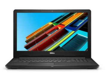 Dell Inspiron 3567 Intel Core i3 7th Gen 15.6-inch FHD Laptop (4GB/1TB HDD/Windows 10 Home + MS Office/Black/2.5kg) at Rs. 27990