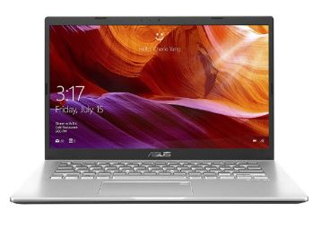 ASUS VivoBook 14 M409DA-EK146T AMD Quad Core Ryzen 5-3500U 14-inch FHD Thin and Light Laptop (8GB RAM/256GB NVMe SSD/Windows 10/Integrated Graphics/1.60 kg) at Rs. 32990