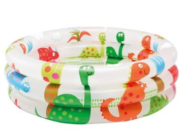 Flat 55% off on Intex Dinosaur 3 (Blue) at Rs. 314 + Free Delivery