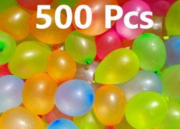 Jiada Non Toxic Holi Water Balloons Multicolor (Pack of 500) at Rs. 149