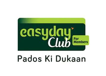 Easyday Club - Up to Rs.800 cashback at Future Grocery Stores when you pay using Paytm