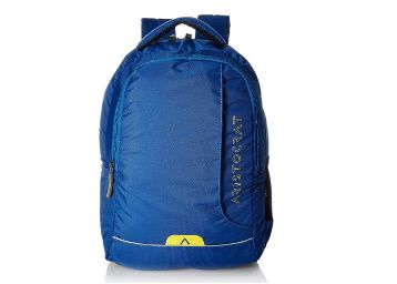 Flat 55% off - Aristocrat 27 Ltrs Blue Laptop Backpack at Rs. 749