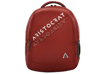 Apply Rs. 50 Coupon - Aristocrat 27 Ltrs Red Casual Backpack at Rs. 649