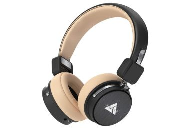 Flat 66% off - Boult Audio ProBass Flex Over-Ear Wireless Bluetooth Headphones with Mic & Noise Cancellation at Rs. 1399