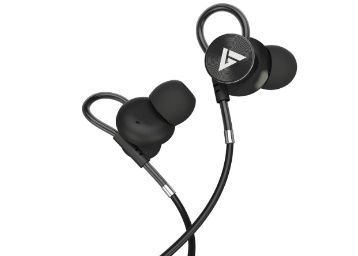 Boult Audio BassBuds Loop in-Ear Wired Earphones with Mic and Deep Bass at Rs. 399