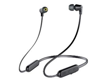Infinity(JBL) Glide N100 Wireless Neckband with Deep Bass Dual EQ Bluetooth 5.0 & Sweatproof at rs. 1299