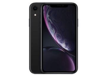 Apple iPhone XR (64GB) - Black at Rs. 48900