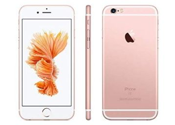 Apple iPhone 6s (32GB) - Rose Gold at Rs. 23999