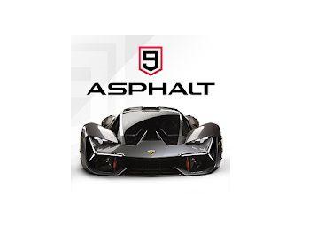Install Asphalt 9: Legends - Epic Car Action Racing Game !!