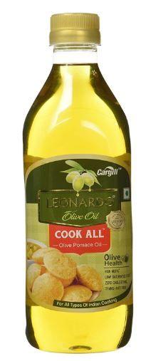 Flat 60% Off On Leonardo Pomace Olive Oil, 1L at Rs. 515