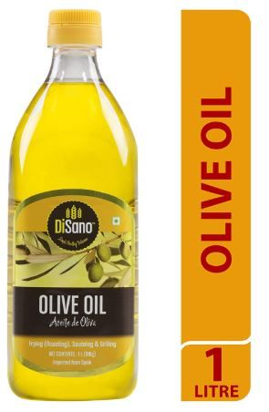Flat 52% Off DiSano Olive Oil, Multipurpose Olive oil, 1L at Rs. 599