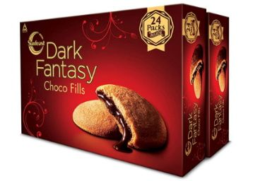 25% off - Sunfeast Dark Fantasy Choco Fills, 600 g at Rs. 179