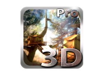Tree Village 3D Pro lwp Worth Rs. 90 For Free