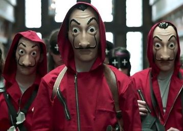 Netflix Series : Money Heist Watch Season 4 Now !!