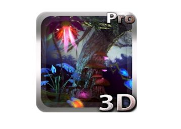 Alien Jungle 3D Live Wallpaper Worth Rs. 90 For Free